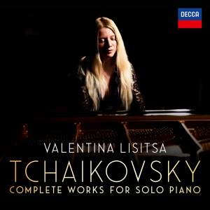 Tchaikovsky: Complete Solo Piano Works