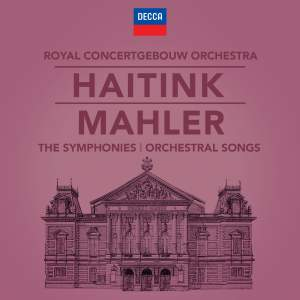 Mahler: The Symphonies & Song Cycles Product Image