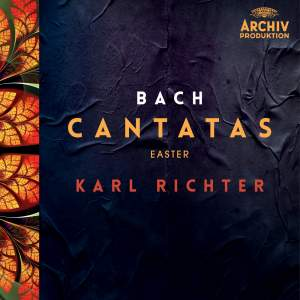 J.S. Bach: Cantatas - Easter