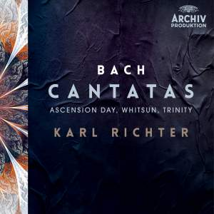 J.S. Bach: Cantatas - Ascension Day, Whitsun, Trinity