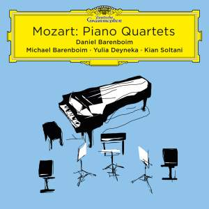 Mozart: Piano Quartets Product Image