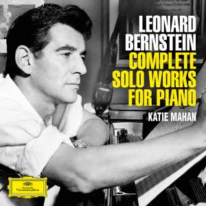 Bernstein: Complete Solo Piano Works