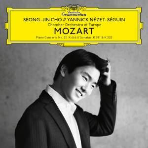 Mozart: Piano Concerto No. 20 & Piano Sonatas K281 & K332