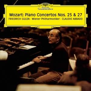 Mozart: Piano Concertos No. 25 & 27