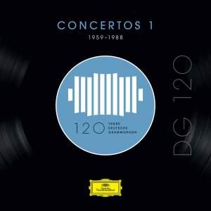 DG 120 – Concertos 1 (1959-1988)
