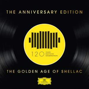 The Golden Age of Shellac - The Anniversary Edition