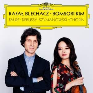Debussy, Fauré, Szymanowski, Chopin