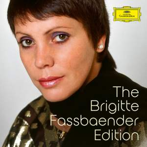 The Brigitte Fassbaender Edition