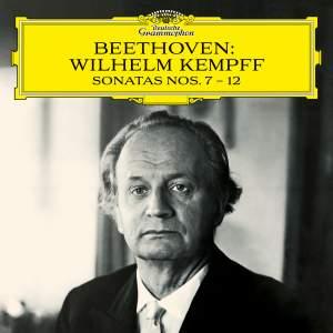 Beethoven: Sonatas Nos. 7 - 12