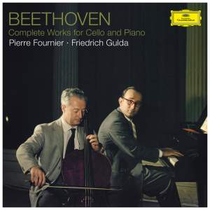 Beethoven: Complete Works for Cello and Piano