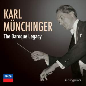 Karl Münchinger - The Baroque Legacy