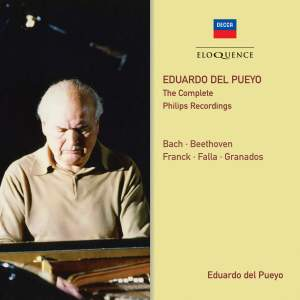 Eduardo del Pueyo - The Complete Philips Recordings