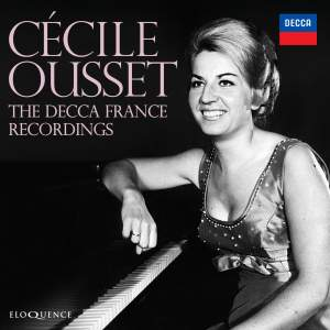 Cecile Ousset - The Decca France Recordings Product Image