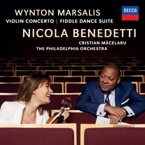 Marsalis: Violin Concerto & Fiddle Dance Suite Product Image