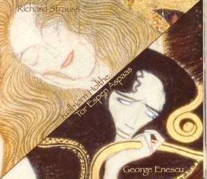 Enescu & Strauss - Sonatas for Violin