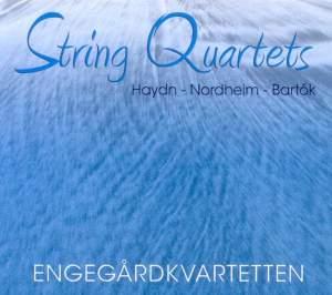 Haydn, Nordheim & Bartók: Engegardkvartetten