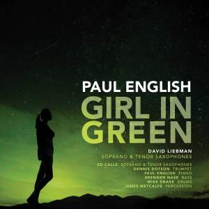 Girl in Green Product Image