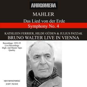 Bruno Walter in Vienna - The Mahler Recordings