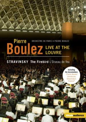 Pierre Boulez conducts Stravinsky Product Image