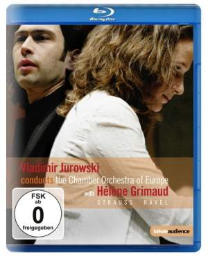 Jurowski conducts Strauss & Ravel