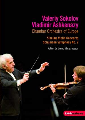 Ashkenazy conducts Sibelius & Schumann Product Image