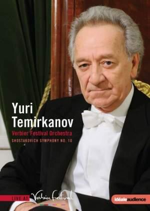 Yuri Temirkanov live at Verbier Festival
