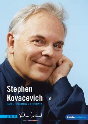 Stephen Kovacevich live at Verbier Festival Product Image
