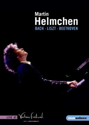 Martin Helmchen live at Verbier Festival Product Image