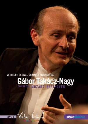Gábor Takácz-Nagy conducts Mozart and Beethoven