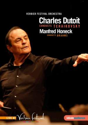 Manfred Honeck conducts Brahms & Charles Dutoit conducts Tchaikovsky