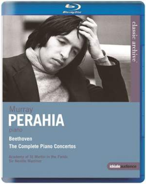 Murray Perahia: The Complete Beethoven Piano Concertos