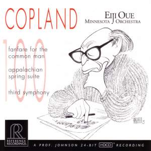Copland: Symphony No. 3 etc. Product Image