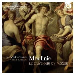 Moulinie: Cantique de Moÿse