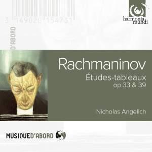 Rachmaninov: Etudes-Tableaux Op.33 & 39