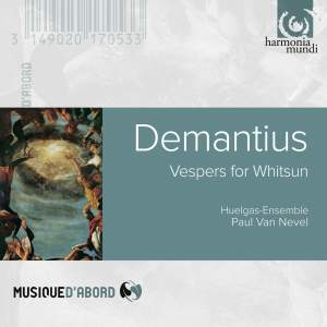 Demantius: Vespers for Whitsun