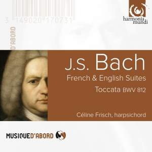 JS Bach: English Suites & French Suites