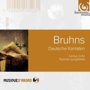 Bruhns: German Cantatas