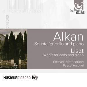 Liszt & Alkan: Music for cello and piano