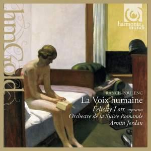 Poulenc: La Voix Humaine & La Dame de Monte Carlo