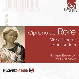 Rore: Missa Praeter rerum seriem