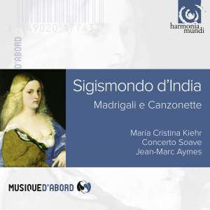 Sigismondo d'India: Madrigale