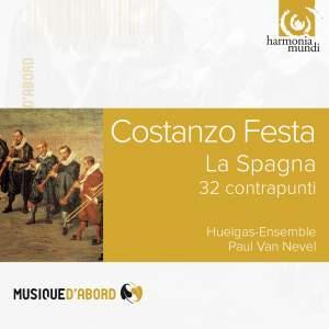 Festa, C: 32 Contrapunti on the theme 'La Spagna'