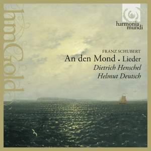 Schubert: An den Mond & Lieder