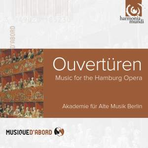 Overtures: Music for the Hamburg Opera