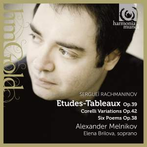 Rachmaninov: Etudes Tableaux & Songs