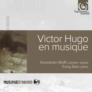 Victor Hugo en musique