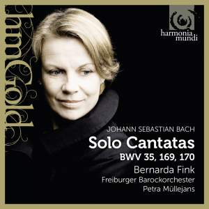 JS Bach: Cantatas for alto