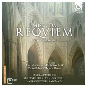 JC Bach: Missa da Requiem & Miserere Product Image