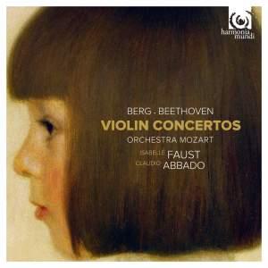 Beethoven & Berg: Violin Concertos Product Image