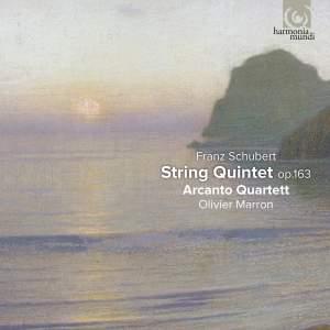 Schubert: String Quintet in C major, D956